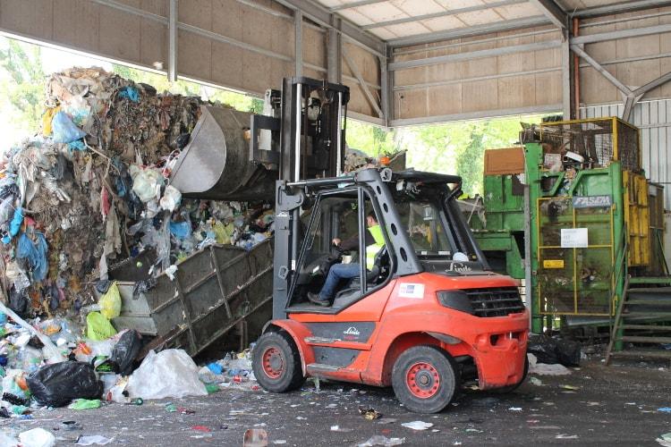 ferrocart terni lavoro rifiuti